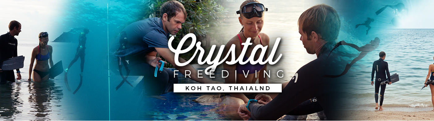 Crystal Freediving